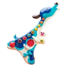 B. - Hunde-Gitarre