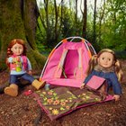 Our Generation - Puppen-Camping-Set, 18-tlg.
