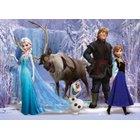 Ravensburger - Puzzle: Disney Eiskönigin: Im Reich der Schneekönigin, 100 Teile