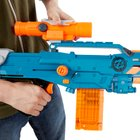 NERF - Zombie Strike Longshot CS 12, blau/orange