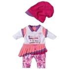BABY born - Classic Mode Kollektion, Jumper mit Mütze