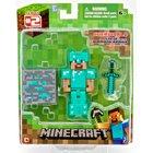 Minecraft- Diamond Steve + Zubehör