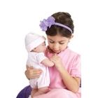 La Newborn Puppe mit Zubehör, 29 cm