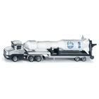 SIKU Super - 1614: Tieflader mit Rakete