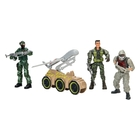 The Corps Elite - Spielzeug-Soldaten, sortiert