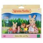 Sylvanian Families - Baby's Fahr- und Spielset - 3567