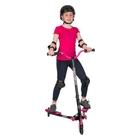 Sporter 2 Scooter, pink/schwarz