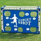 2-in-1 Fußballtor Target Shot
