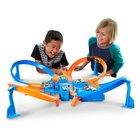 Hot Wheels - Criss Cross Crash Track-Set