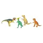 Dinosaurier-Set, 10-tlg.