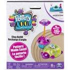 Pottery Cool - Töpferei-Nachfüllset Ton