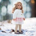 Our Generation - Puppe Halia, 46 cm