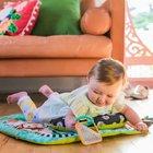 Bright Starts - Giggle Safari Spiel- und Stützmatte