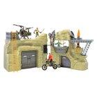 The Corps Elite - Rock Mountain Festung Spielset