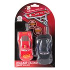 Disney Cars - Walkie-Talkie 2.4 GHz, Lightning McQueen & Jackson Storm