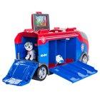 Paw Patrol - Mission Paw: Cruiser mit Mini Fahrzeug und Robo Dog