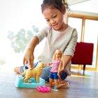 Barbie - Barbie und Hundefamilie