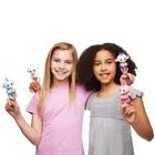 WowWee - Fingerlings Glitzer Roboter-Affe, Sugar (Weiß Glitzer)