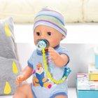 BABY born - Schnuller mit Schnullerkette, sortiert
