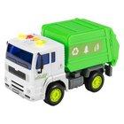 Müllfahrzeug mit Licht und Sound, klein