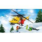 LEGO City - 60179 Rettungshubschrauber
