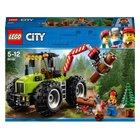 LEGO City - 60181 Forsttraktor