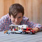 LEGO City - 60182 Pickup & Wohnwagen
