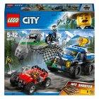 LEGO City - 60172 Verfolgungsjagd auf Schotterpisten