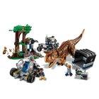LEGO Jurassic World - 75929 Carnotaurus - Flucht in der Gyrosphere