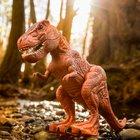 Mighty Megasaur T-Rex mit beweglichem Kiefer, braun