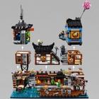 The LEGO Ninjago Movie - 70657 Ninjago City Hafen