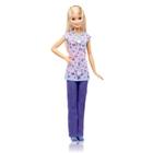 Barbie - Krankenschwester Puppe
