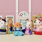 Sylvanian Families - Fashion Kleiderständer-Set NR