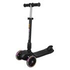 I-Sporter - XL LED Scooter, schwarz