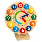Squirrel Play - Tick-Tack-Uhr, Holz