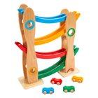 Squirrel Play - Holz Auto-Kugelbahn