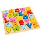 Holzpuzzle Buchstaben