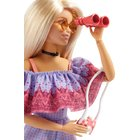 Barbie - Pink Passport: Barbie mit Scooter