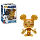 Mickey Mouse - POP! Vinylfigur: Gold Mickey