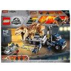 LEGO Jurassic World - 75933 T-Rex Transport