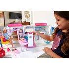 Barbie - 2-in-1 Spielset Krankenwagen