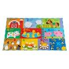 Bodenpuzzle Zahlen, Holz