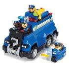Paw Patrol  - Polizei Transportfahrzeug mit Hundewelpe