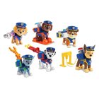 Paw Patrol - Ultimate Rescue: Polizeifiguren,  6er-Pack