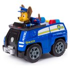 Paw Patrol - Polizeifahrzeug mit Hundewelpe Chase
