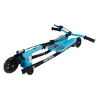 Sporter 1 - LED-Scooter, blau/schwarz