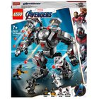LEGO Super Heroes - 76124 War Machine Buster