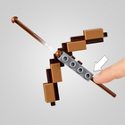 LEGO Minecraft - 21150 BigFig Skelett mit Magmawürfel