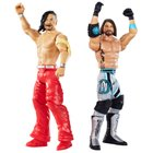 WWE - Wrestlemania Twin Pack, AJ Styles und Shinsuke Nakamuba