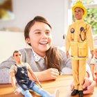 Barbie - Ken Career Puppe: Feuerwehrmann